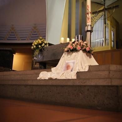 Kirche Heilige Schutzengel, Essen-Frillendorf