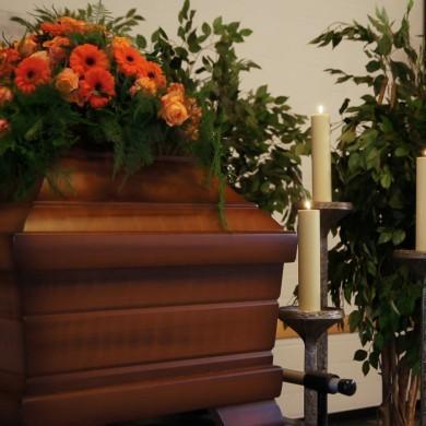 Trauerhalle Friedhof am Hellweg (kleine Halle), Essen-Steele