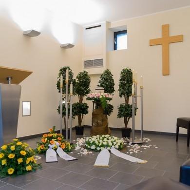 Trauerhalle Matthäusfriedhof, Essen-Borbeck