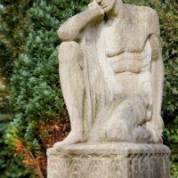 Impressionen Friedhöfe in Essen, Suedwestfriedhof, Essen-Haarzopf