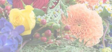 Trauerfloristik im Jahreskreis