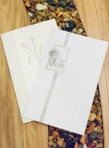 Individuelle Trauerkarten, Trauerbriefe und Danksagungen
