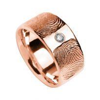 trauerschmuck-Fingerprint-fingerabdruck-Halskette-ring-diamanten-rosegold