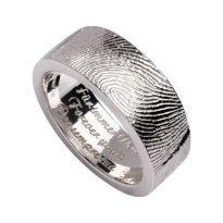 trauerschmuck-Fingerprint-fingerabdruck-Halskette-ring-gravur-weissgold