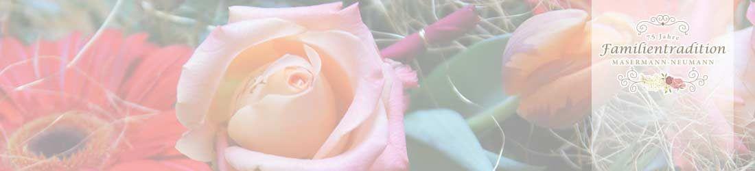 Bestattungsinstitut Trauerfloristik Blumen Trauerfeier